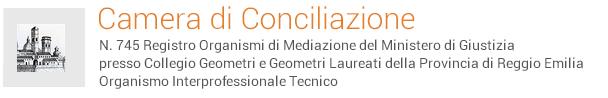 Camera di Conciliazione della provincia di Reggio Emilia